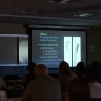 Dr. Geoffrey Hutchinson discusses the PAUL procedure, a treatment for dogs with elbow dysplasia