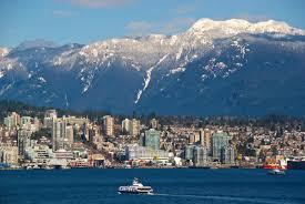 Beautiful British Columbia and Vancouver Skyline