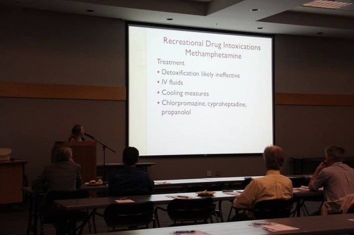 Dr. Nadine Koreman discusses common toxicities seen at AECFV.